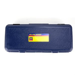 Carrying case with inserts