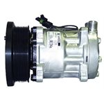 COMP SD7H15 4738 PV8 12V 133mm JD HEAD