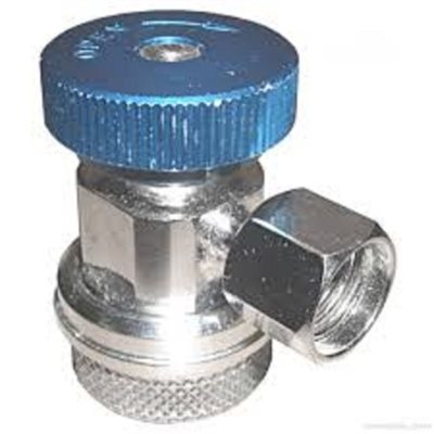 R-134A SERVICE COUPLER LOW SID
